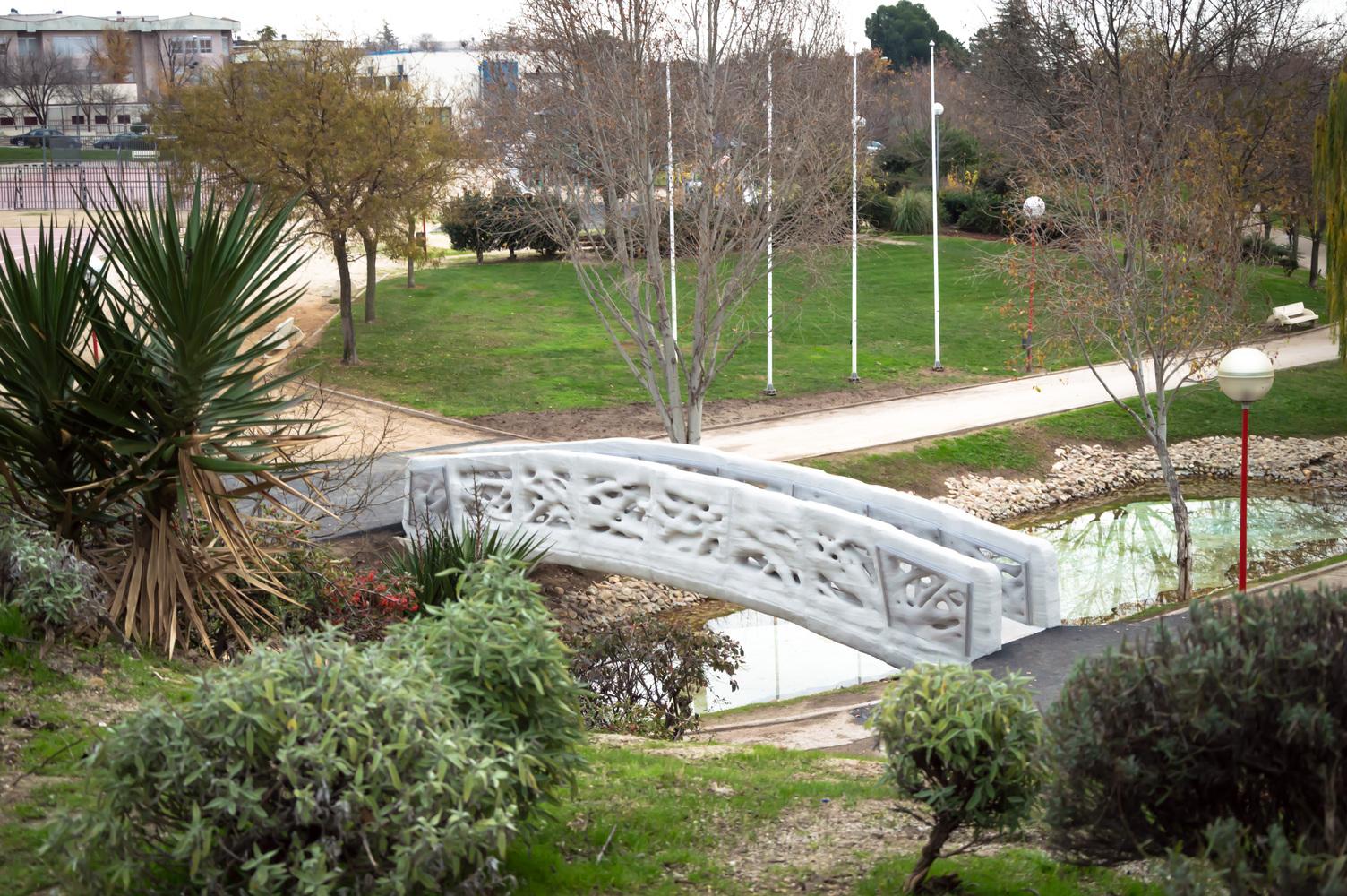 Un Puente Impreso En 3d