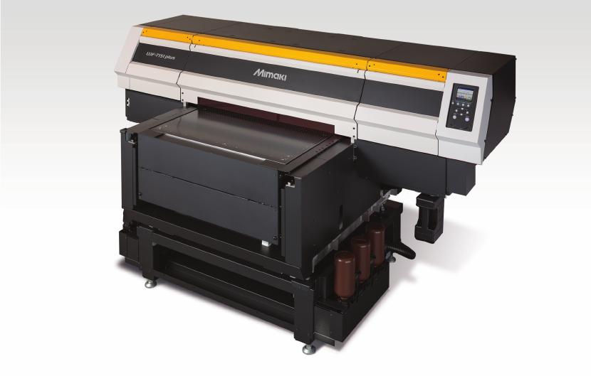 Sign Publicidad: Nueva Impresora De Mimaki