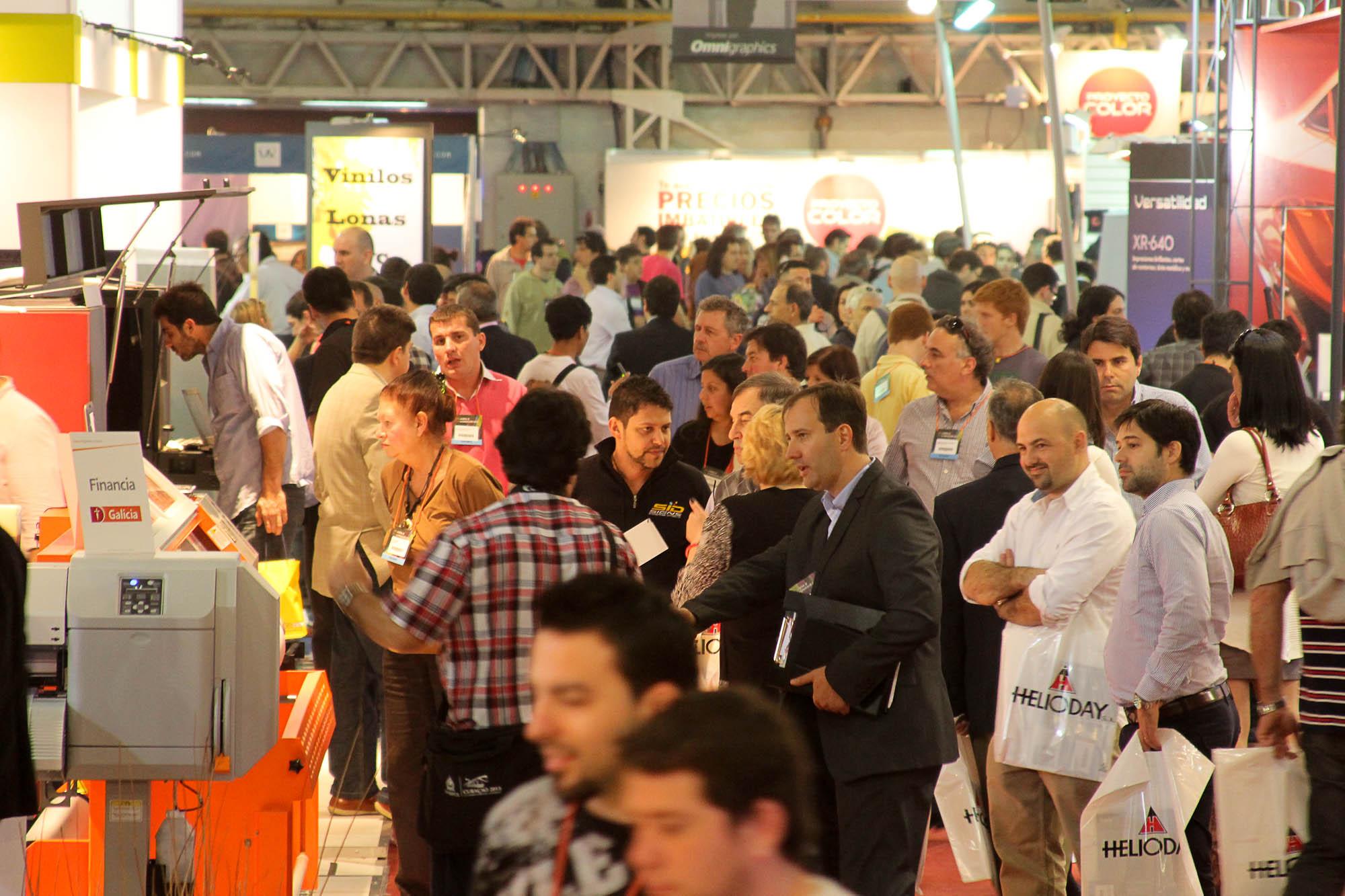 Exposign 2013 Convocó A Los Máximos Referentes Del Sector